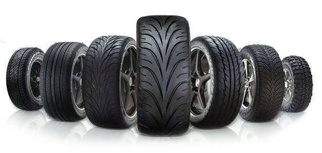 Как подобрать шины для автомобиля