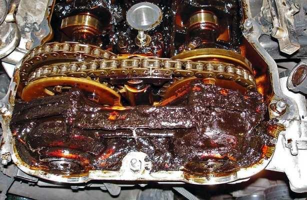 мотор в плохом состоянии