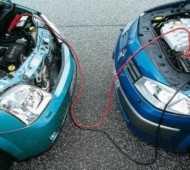 Как запустить двигатель, если сел аккумулятор?