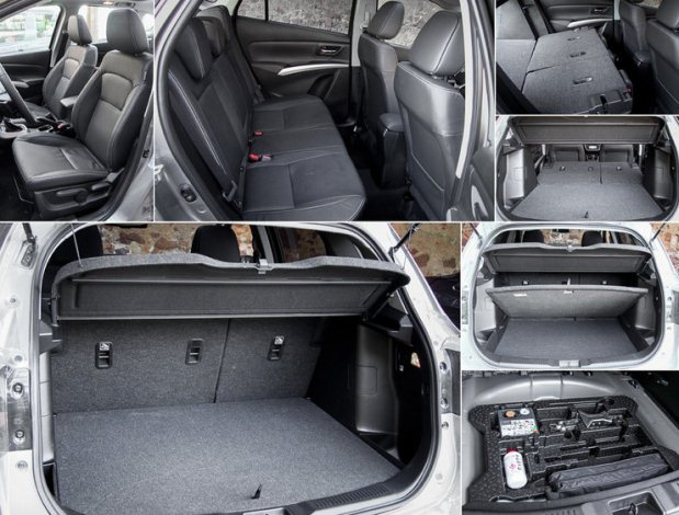 Новые возможности Suzuki New SX4