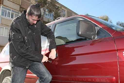 Даже если машина вскрыта, иммобилайзер поможет предотвратить угон