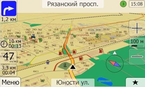 «Автоспутник навигация»