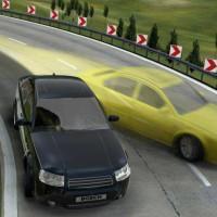 ESP стабилизирует положение автомобиля в условиях заноса