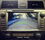 Зачем в автомобиле нужна  камера заднего вида
