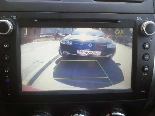 Парковка авто с помощью камеры