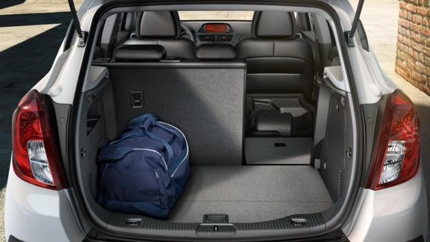 bagagnik Opel Mokka