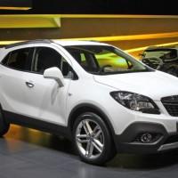Внешне Opel Mokka напоминает Nissan Juke