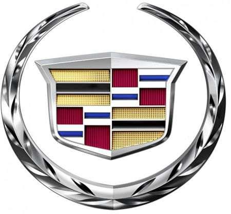 Эмблема Cadillac