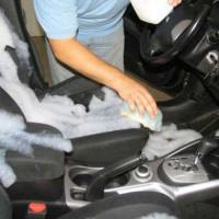 химчистка сидений авто