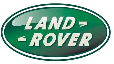 Эмблема Land Rover
