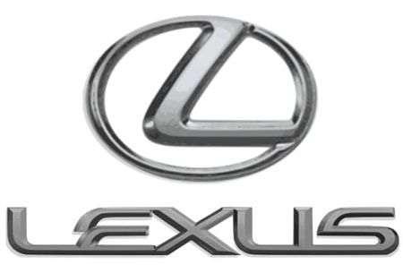 Brand auto Lexus