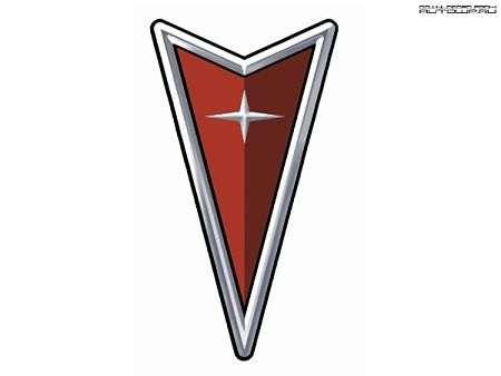 Эмблема Pontiac