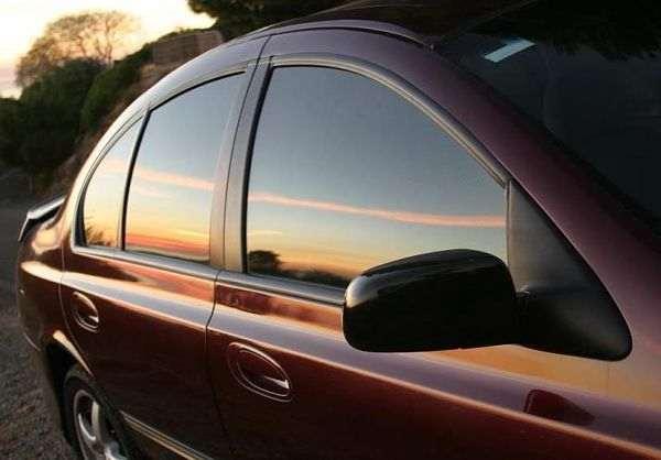 Польза от тонировки стекол автомобиля