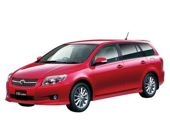 Торсионная подвеска, кроме тяжелых автомобилей, применяется в производстве легковых авто. Пример: Toyota Corolla Fielder, где используется задний торсион.