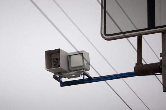 Камеры фиксации нарушений