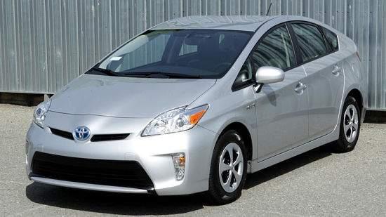 Дизайн  Toyota Prius
