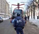порядок эвакуации автомобиля на штрафстоянку