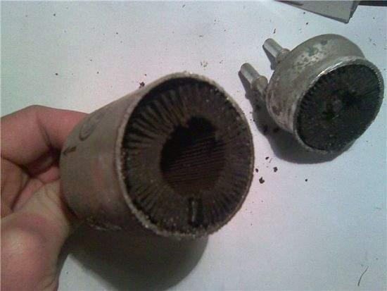Причины замены топливного фильтра