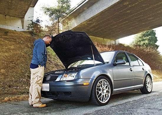 Причины по которым не заводится двигатель