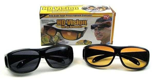солнцезащитные антибликовые водительские очки
