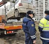 Основания для отстранения от управления и задержания транспортного средства