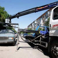Неправильная парковка и эвакуация авто на штрафстоянку