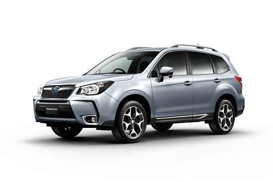 Кроссовер Subaru Forester