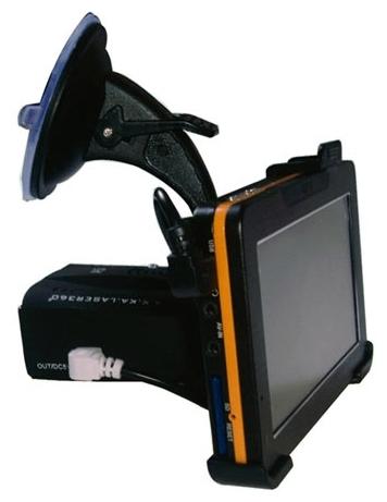 Навигатор с встроенным видеорегистратором
