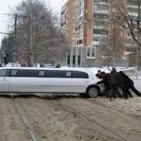 Как завести авто с толкача