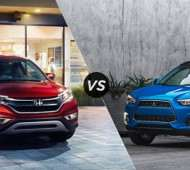 Nonda CRV или Mitsubishi Outlander — какой автомобиль лучше?