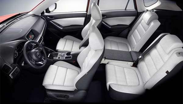 сидения Mazda CX-5