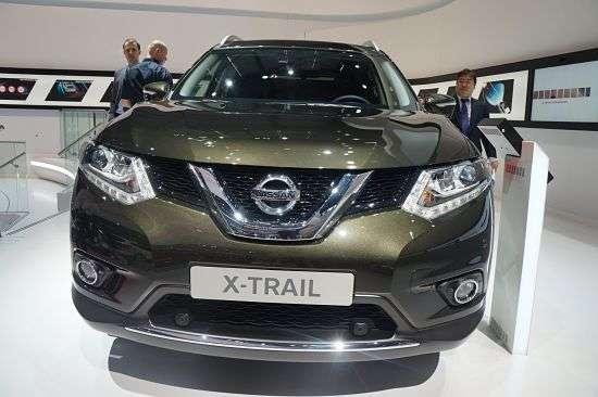 кроссовер Nissan X-Trail