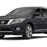 автомобиль Nissan Pathfinder