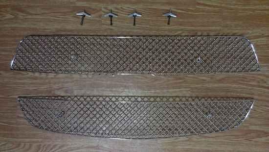 защитная сетка для решетки радиатора