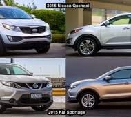 Что выбрать Nissan Qashqai или KIA Sportage?