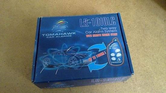 автосигнализация Tomahawk LR-1010