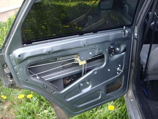 Шумоизоляция автомобильных дверей