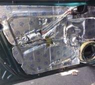 Защита авто от внешнего шума с помощью шумоизоляции дверей
