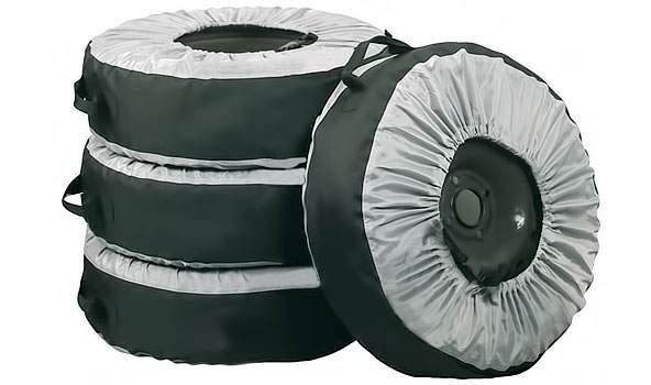 Сетка-чехлы на колеса