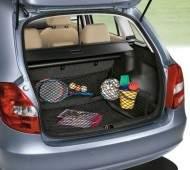Для чего нужна сетка в багажник автомобиля