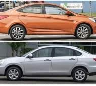 Что выбрать, Hyundai Solaris или Nissan Almera?