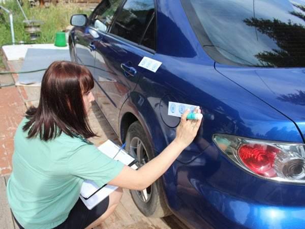 Кредитный автомобиль может быть арестован и опечатан
