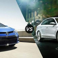 2015 Toyota Corolla vs 2015 Volkswagen Jetta