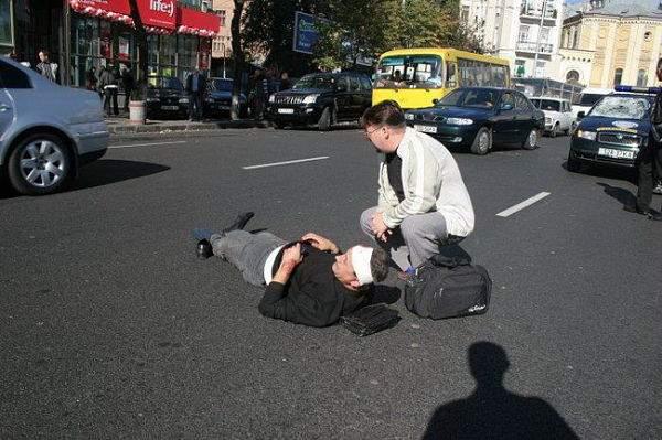 ответственность за наезд на пешехода