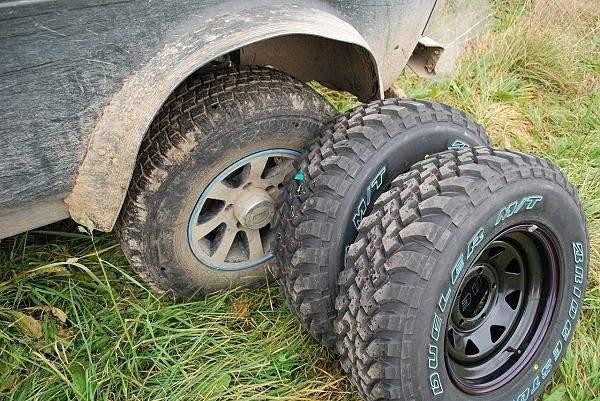 внедорожные шины BRIDGESTONE DUELER D673_