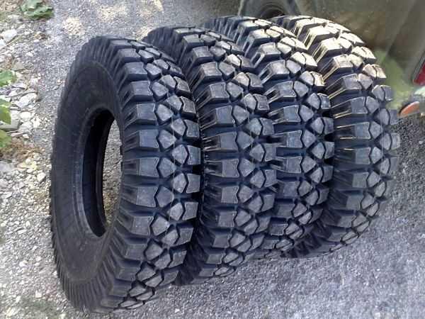 Ярославские шины для джипов