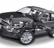 Люфт в рулевом управление