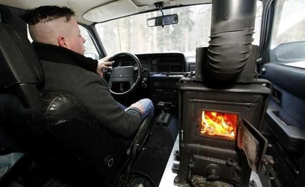 плохо греет печка в авто