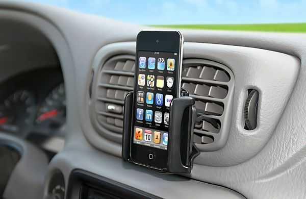 держатель для смартфона в автомобиле