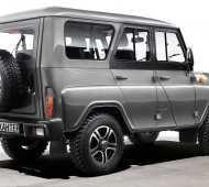 УАЗ «Хантер» — технические характеристики